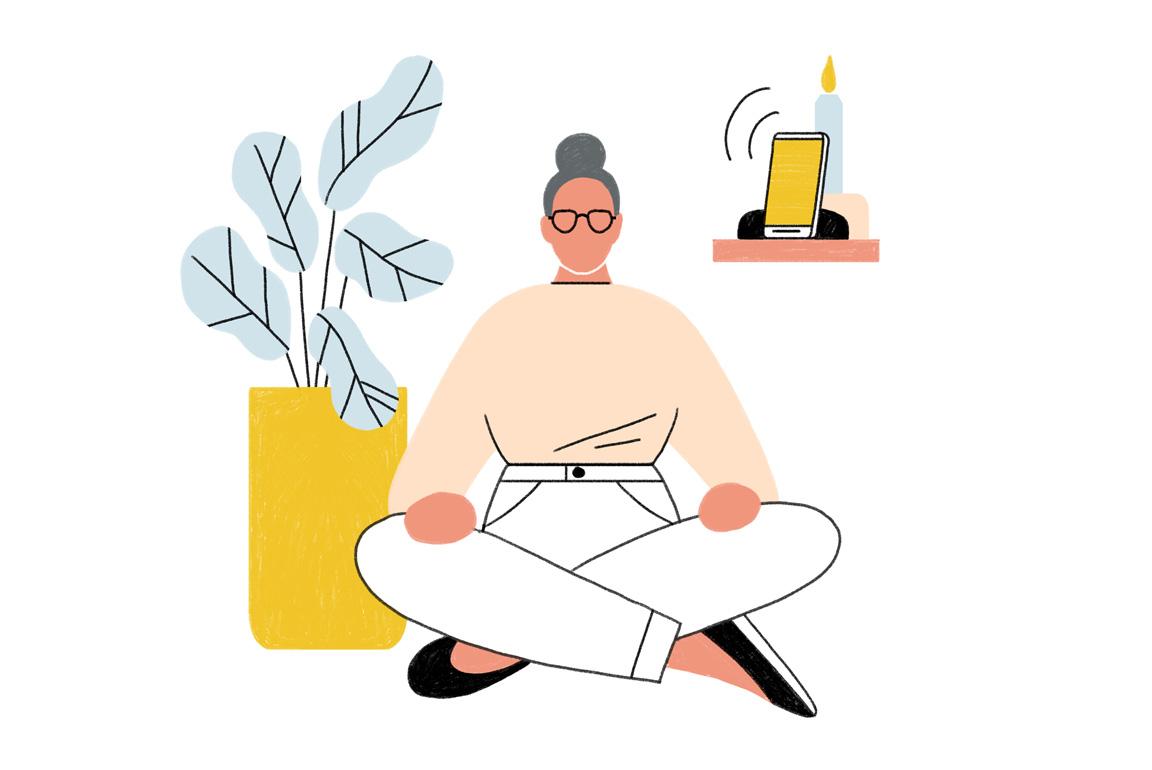 L'app Caria aiuta a sfatare i falsi miti sulla menopausa