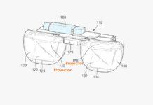 Samsung vuole battere Apple sul tempo con Smart Glass sui quali usare la prescrizione oculistica