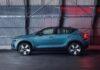 La nuova Volvo C40 Recharge si ordina solo online