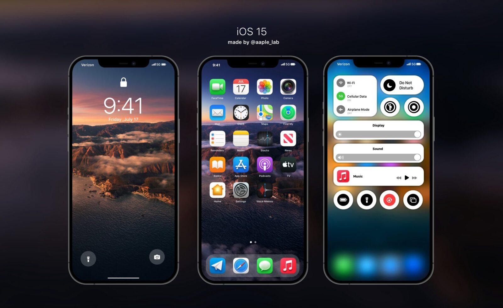 Tutto quel che sappiamo su iOS 15, novità e quando esce