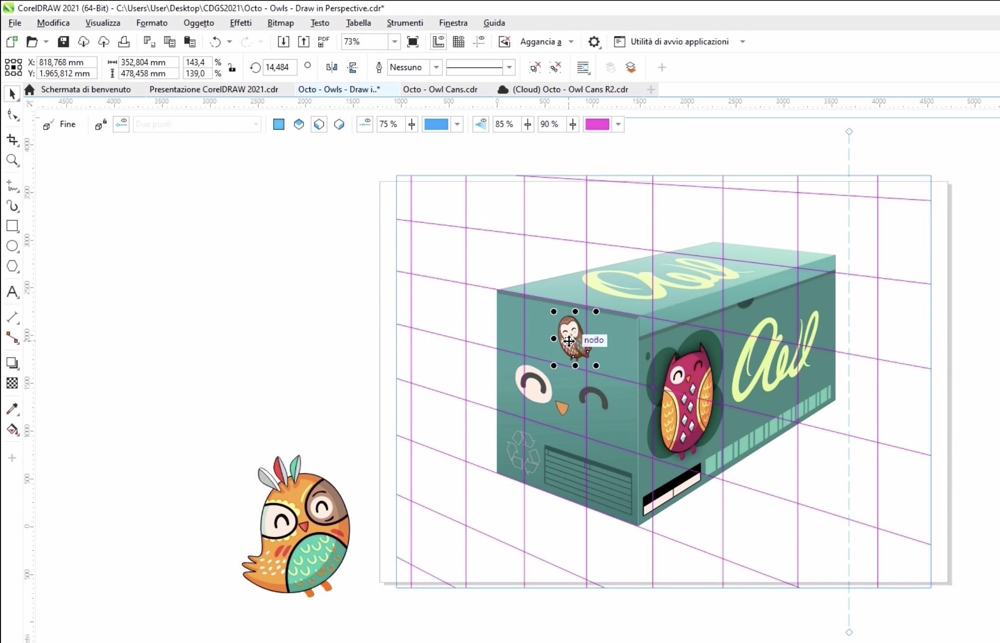 CorelDRAW 2021 potenzia la collaborazione ed è nativo per Mac M1