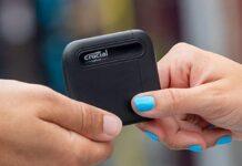 Nuovi SSD Crucial X6: prestazioni, convenienza e portabilità