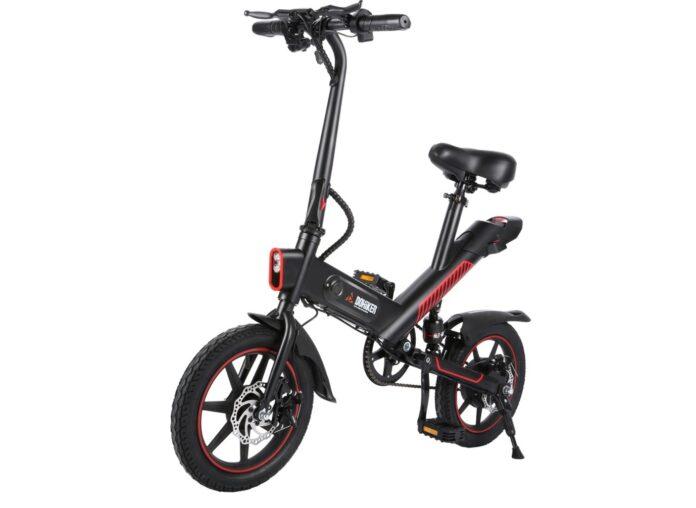 Bicicletta elettrica pieghevole DOHIKER Y1: imperdibile sconto 22% e spedizione gratuita