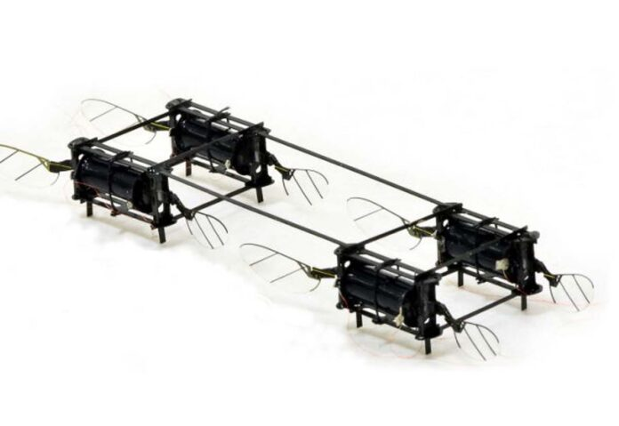 Droni piccoli e agili come insetti saranno presto realtà