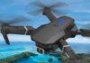 E525, drone ripiegabile con due videocamere in offerta lampo a 41,90 euro