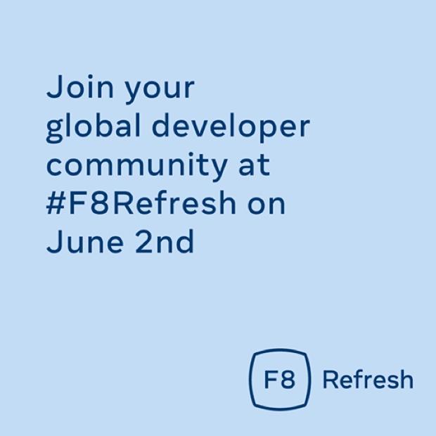La conferenza Facebook F8 2021 si svolge il 2 giugno