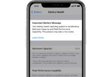 iOS 14.5 ricalibrerà la batteria di iPhone 11 per risolvere un bug