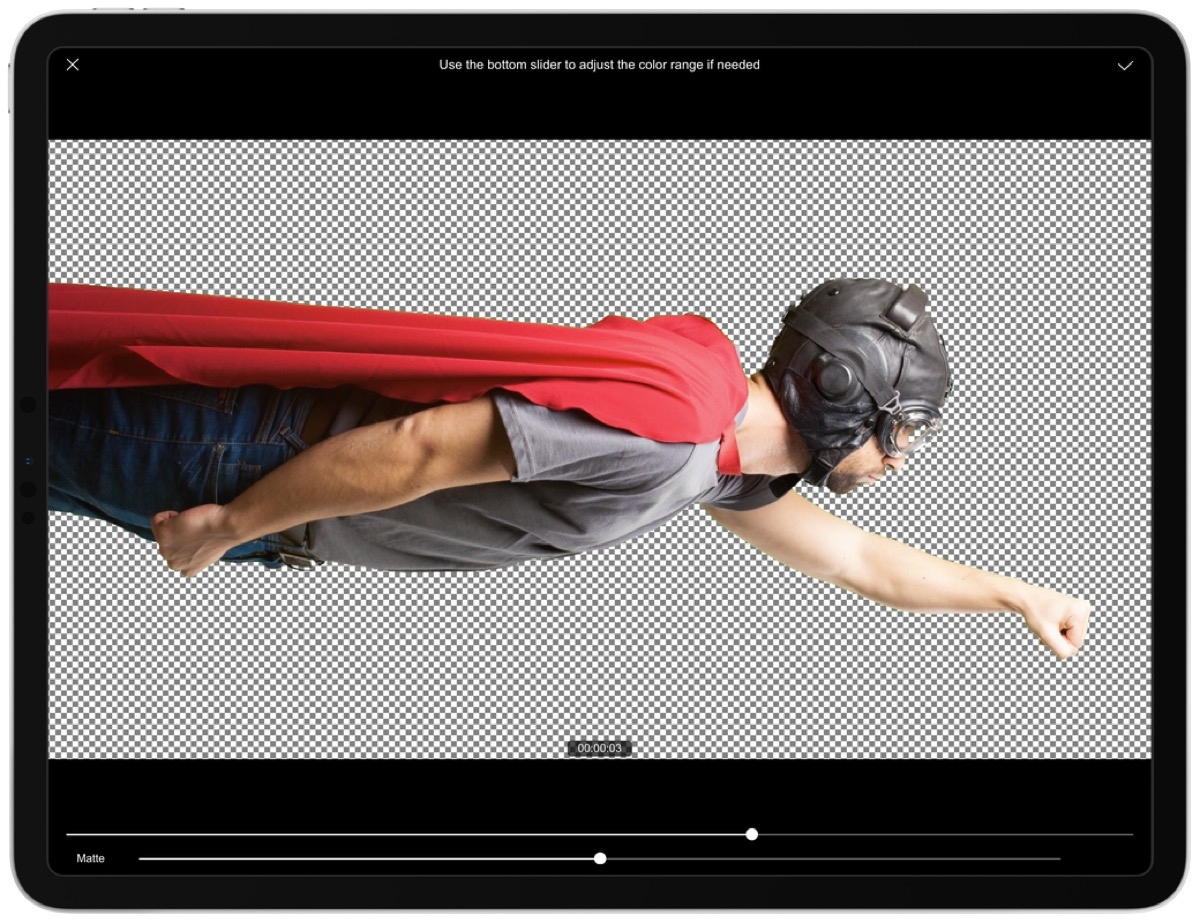 Creare video come registi con l'app Filmmaker Pro per iPhone e iPad