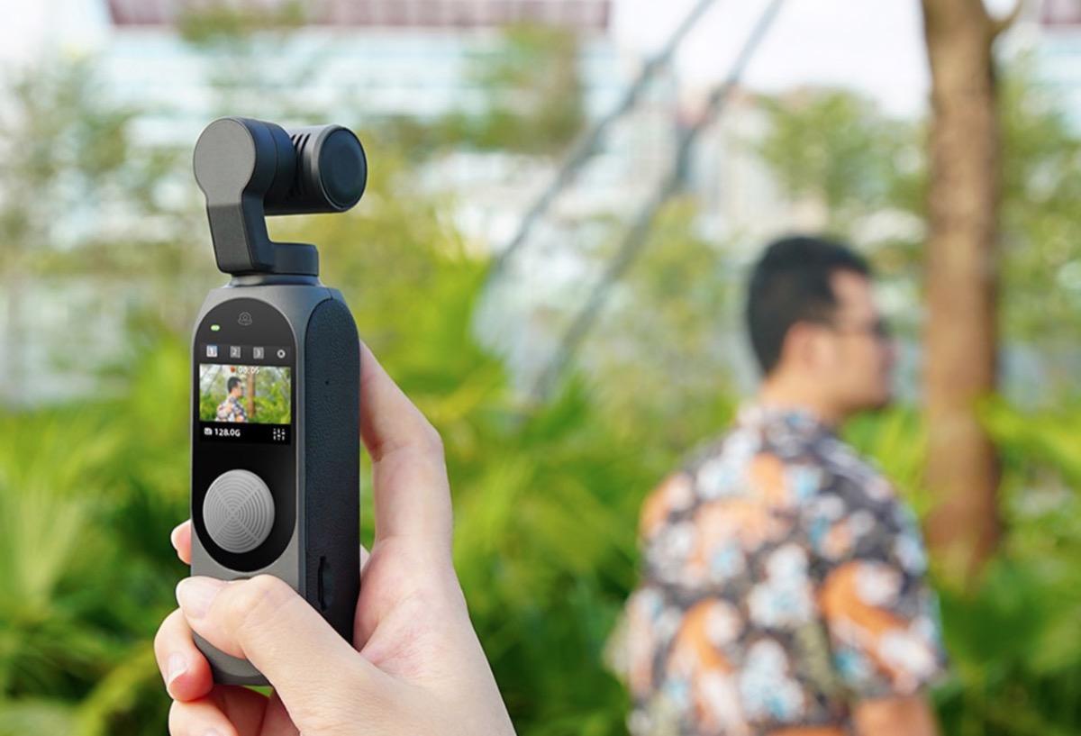 FIMI PALM 2, videocamera 4K con gimbal incorporato in offerta lampo a 178,92 euro