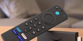Amazon Fire TV Stick 2021 include un nuovo telecomando