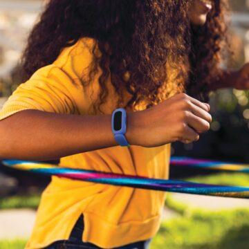 Fitbit Ace 3 monitora attività e sonno dei bambini
