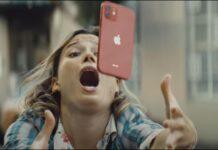 """""""Fumble"""", lo spot di iPhone 12 che evidenza la protezione Ceramic Shield"""