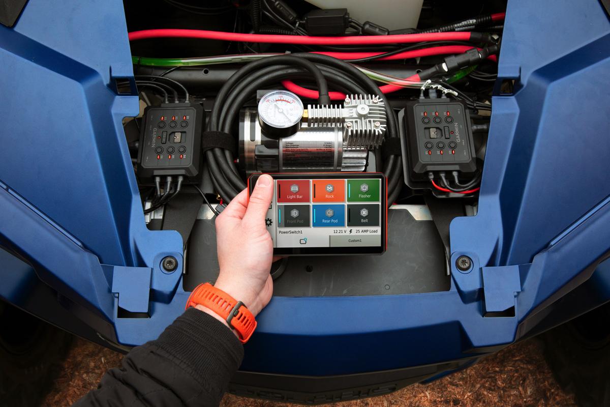 Garmin svela tre dispositivi per la guida fuoristrada