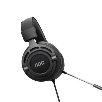 AOC presenta le cuffie da gaming GH200 e GH300