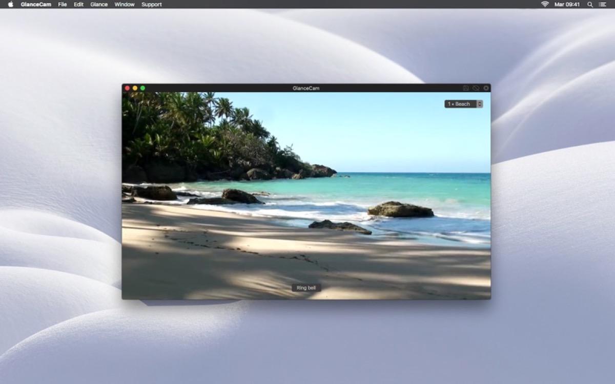 GlanceCam 3, il visualizzatore Mac di telecamere IP si aggiorna con tante novità