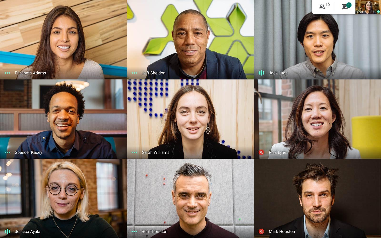 Google Meet proroga le chiamate senza limiti al 30 giugno 2021