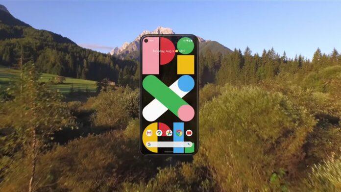 Google lancia il video ASMR per passare Pixel