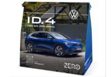 Volkswagen fa pubblicità sul packaging di Amazon Fresh
