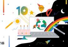 Intel celebra 10 anni di Chromebook