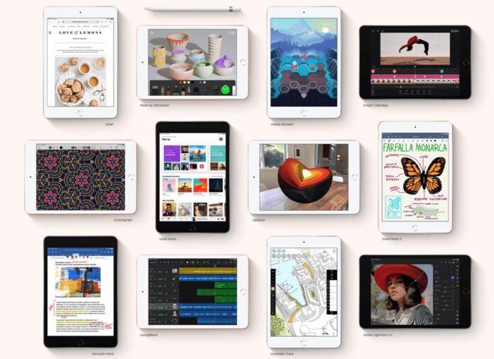 iPad mini Pro misterioso previsto in arrivo quest'anno