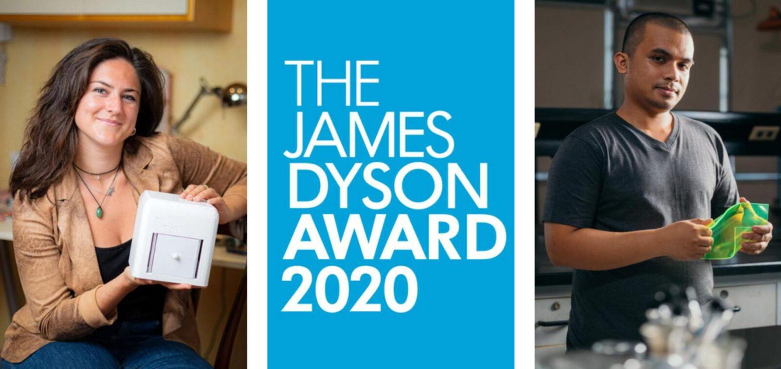 James Dyson Award 2021, sono aperte le iscrizioni
