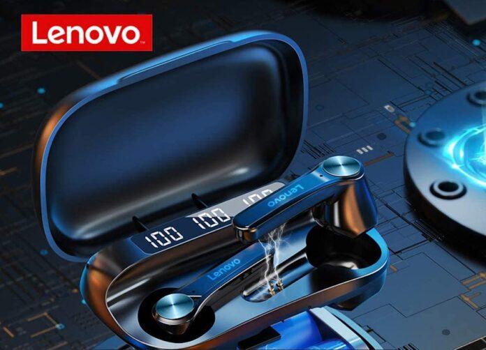 LivePods Lenovo in offerta su Amazon: cuffie TWS a 15,99 con coupon
