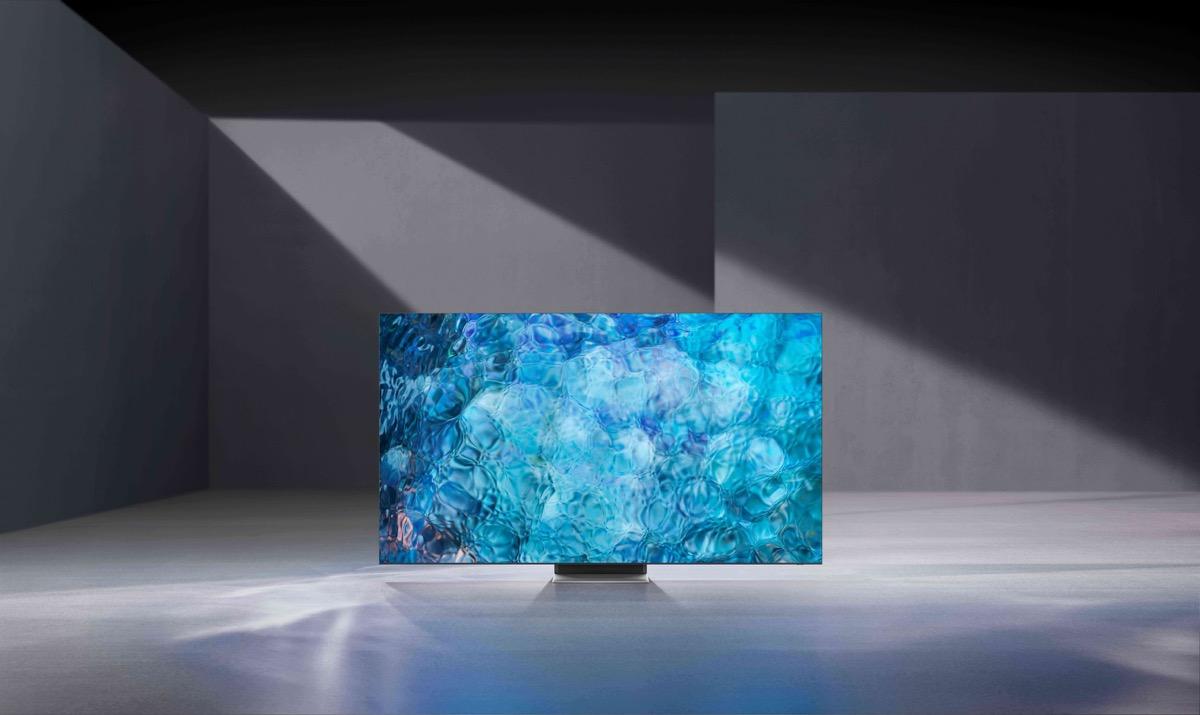 Partite le vendite dei Neo QLED TV di Samsung, ecco i prezzi