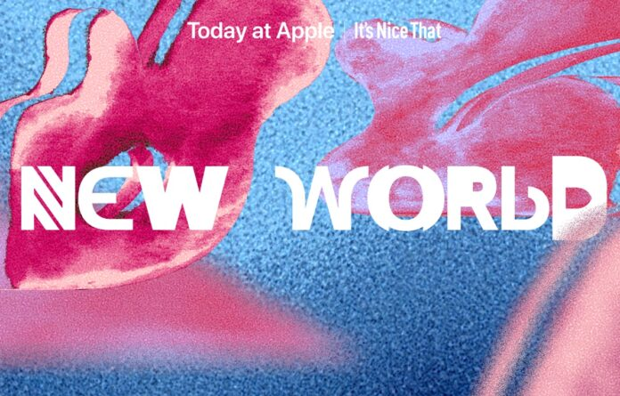 New World, le sessioni di creatività di Today at Apple e It's Nice That