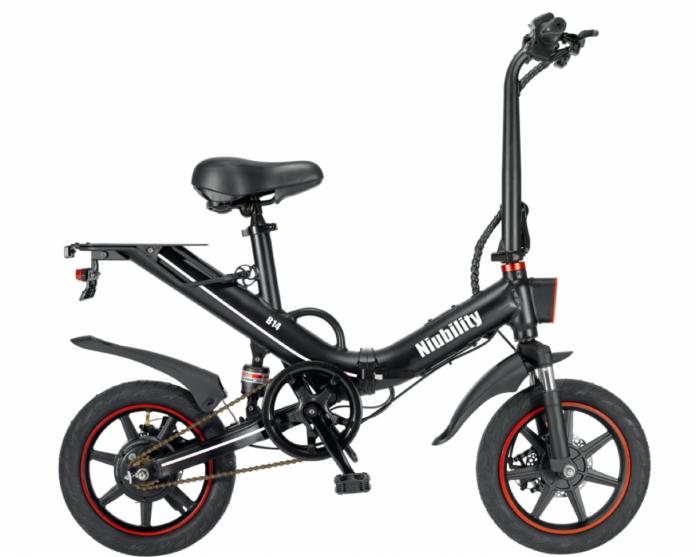 NIUBILITY B14, la bici elettrica con motore 400W in offerta a 489 euro