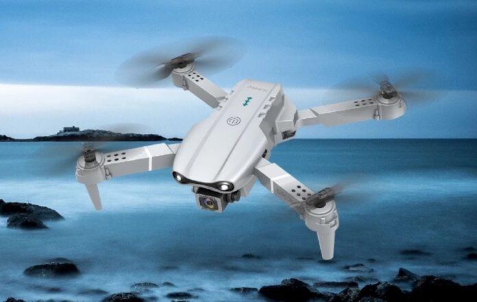 Drone HJ97 WiFi FPV: offerta lampo, bastano 37 euro per iniziare a volare