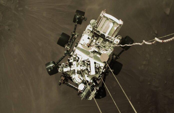 Nel rover NASA Perseverance pulsa il cuore di iMac e iBook
