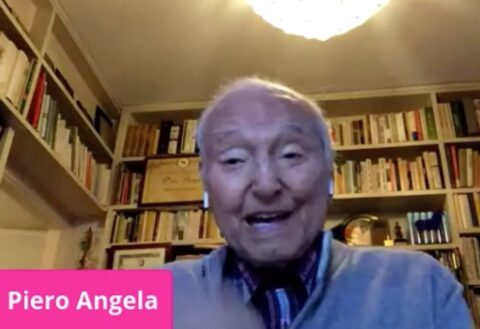 Piero Angela celebra 40 anni di Quark, l'intervista su LinkedIn