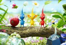 Nintendo e Niantic annunciano Pikmin in realtà aumentata