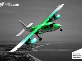Ricardo è un consorzio che promette il trasporto aereo di passeggeri ecologico
