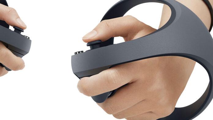 Ecco i futuristici controller VR per PS5