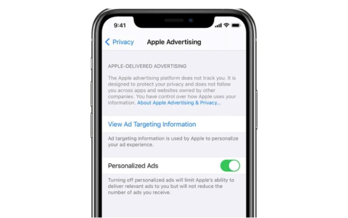 apple privacy francia