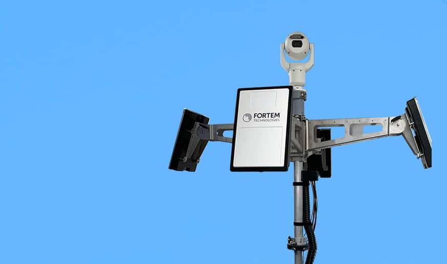 Toshiba investe in una società di sicurezza anti-drone