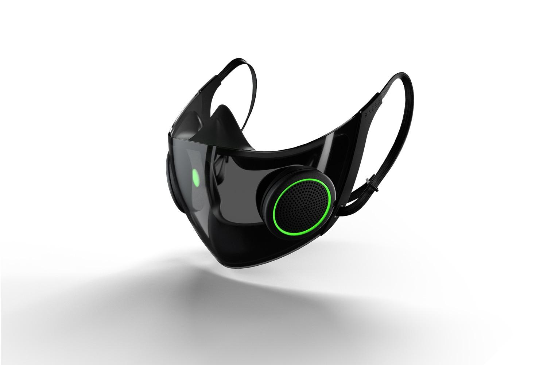 Razer farà la propria mascherina RGB