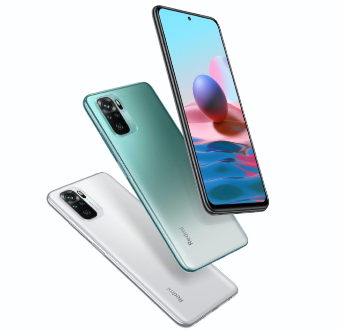 Redmi presenta Note 10, 10s, 10 Pro e Note 10 5G