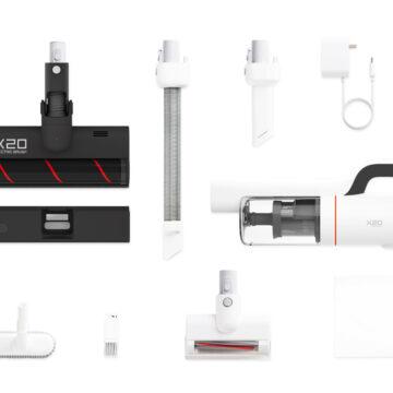 Roidmi X20 Pro è la scopa elettrica senza fili tutto in uno