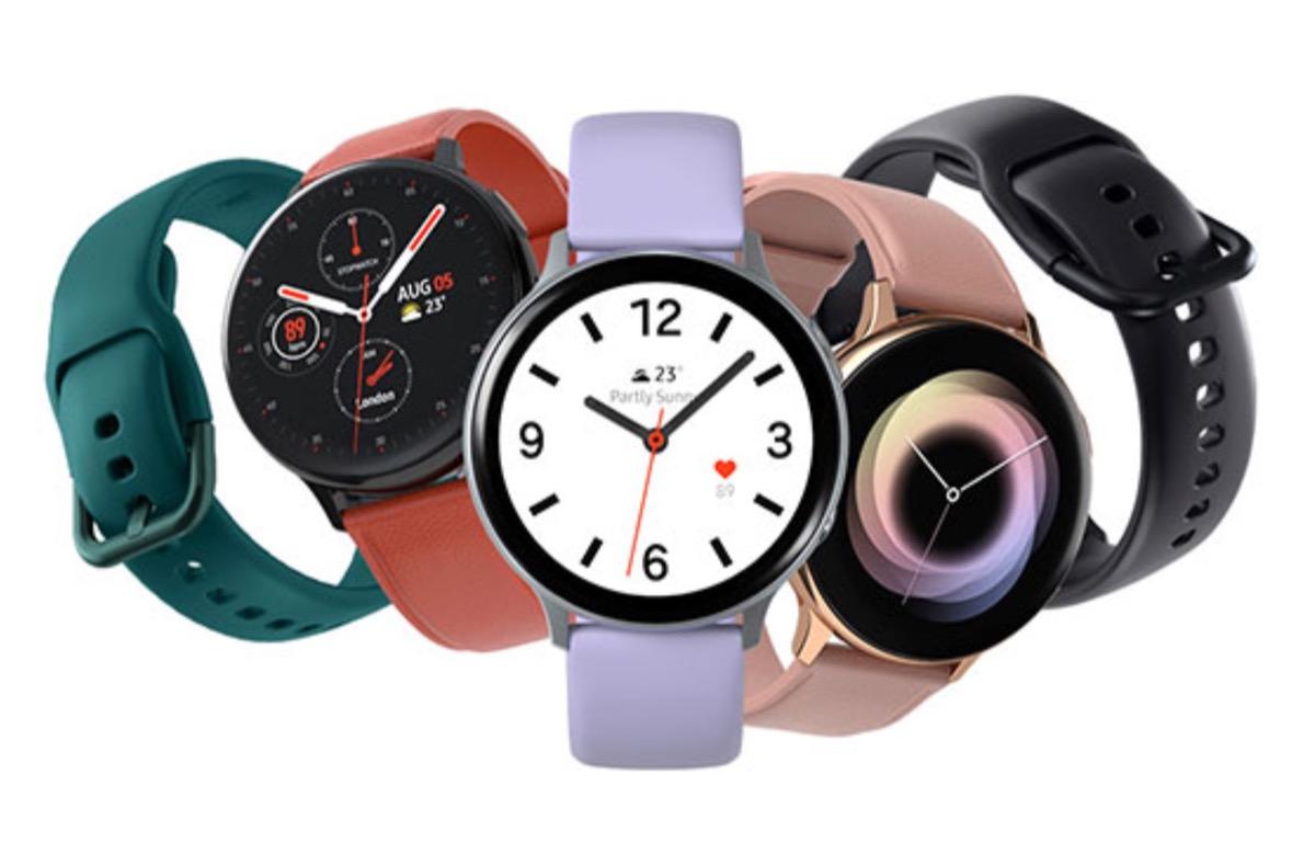 Samsung Galaxy Watch Active2 in sconto a …