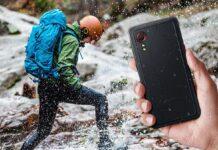 Samsung Galaxy XCover 5, smartphone resistente per ambienti difficili