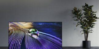 Sony Bravia XR A90J con intelligenza cognitiva arriva in Italia in aprile