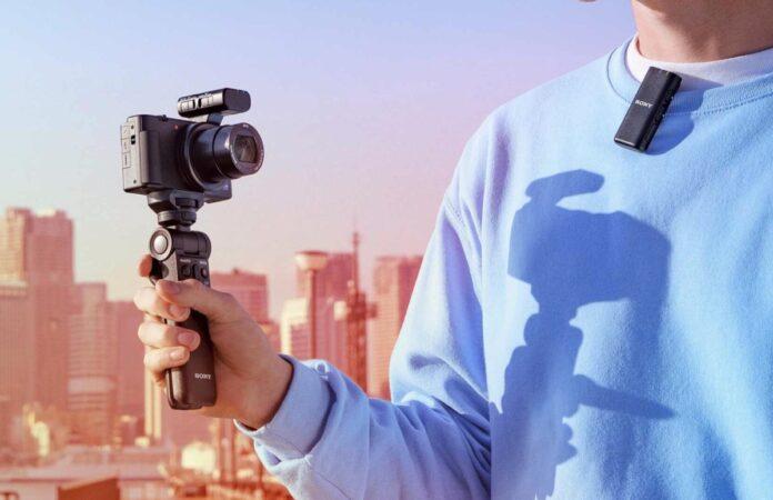 Sony presenta due nuovi microfoni per giornalisti e vlogger