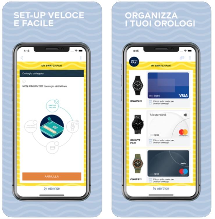 Swatch e Nexi espandono i pagamenti SwatchPAY in Italia