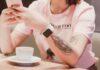 Creato il primo tatuaggio OLED che si illumina sulla pelle