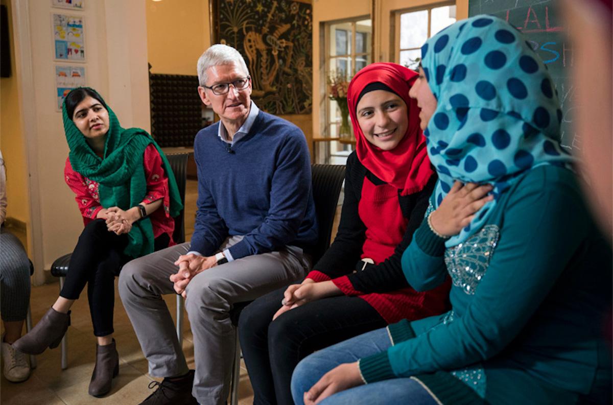 Il premio Nobel Malala Yousafzai firma un accordo pluriennale con Apple TV+