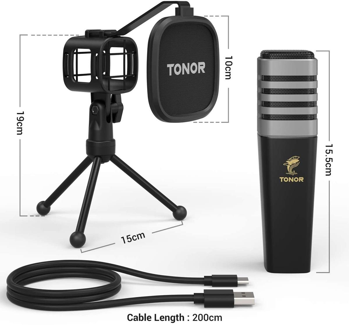 tonor tc30