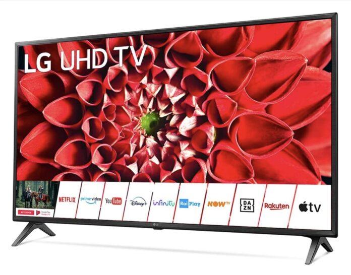 Offerte di Primavera Amazon: tutti i TV tra 500 e 1000 € scontati fino al 31%: LG, Samsung, Philips, TCL, Sony