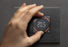 Il termostato smart Vimar si connette ai vostri ritmi di vita